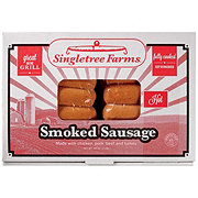 Singletree Farms Hot Sausage Links