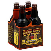 Sioux City Root Beer 4 Pack Soda