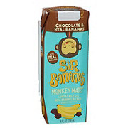 Sir Bananas Chocolate Lowfat Bananamilk