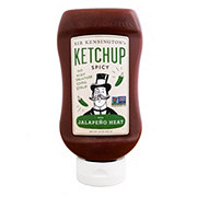 Sir Kensington's Spicy Jalapeno Heat Ketchup