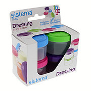 Sistema Dressing To Go Containers