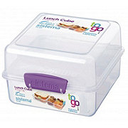 Sistema To Go Lunch Cube Container