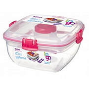 Sistema To Go Salad Container