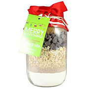 Sister's Gourmet Merry Everything Double Chocolate Oatmeal Cookie Mix