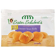 Sister Schubert S Dinner Yeast Rolls Shop Bread At H E B