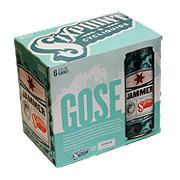 Six Point Jammer Gose Seasonal Beer 12 oz  Cans