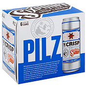 Six Point The Crisp Beer 12 oz  Cans