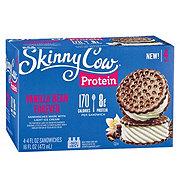 Skinny Cow Protein Vanilla Bean Forever Sandwich