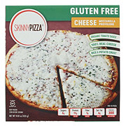 Skinny Pizza All Natural Cheese Gluten Free Pizza