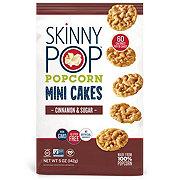 SkinnyPop Cinnamon & Sugar Popcorn Mini Cakes