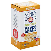 SkinnyPop Popcorn Cakes Maple Brown Sugar