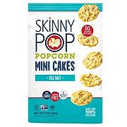 SkinnyPop Sea Salt Popcorn Mini Cakes