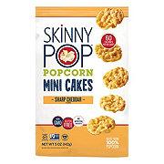 SkinnyPop Sharp Cheddar Popcorn Mini Cakes