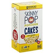 SkinnyPop White Cheddar Popcorn Cakes