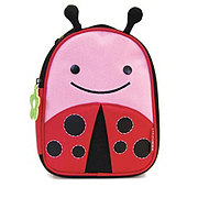 Skip Hop Ladybug Zoo Lunchies Insulated Lunch Bag