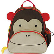 Skip Hop Zoo Pack Little Kid Backpack - Monkey