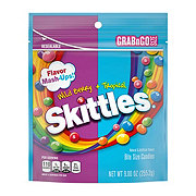 Skittles Flavor Mash-Ups Wild Berry and Tropical Candy