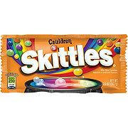 Skittles Halloween Cauldron