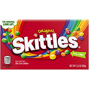 Skittles Original Candy Theater Box
