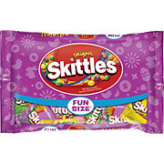 Skittles Original Fruit Chews Easter Fun Size Candy Bag