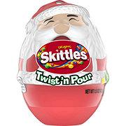 Skittles Original Santa Twist 'n Pour Christmas Gift