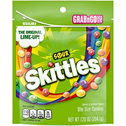 Skittles Sour Candy Bag