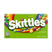 Skittles Sour Candy Theater Box