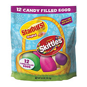 Skittles Starburst And Skittles Candy Filled Eggs