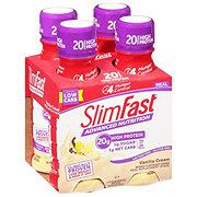 Slim-Fast Advanced Nutrition Creamy Vanilla Cream Shake