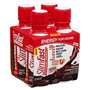 SlimFast Advanced Energy Mocha Cappuccino Shake