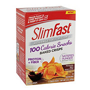 SlimFast Advanced Nutrition 100 Calorie Mesquite BBQ Baked Crisps