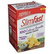 SlimFast Advanced Nutrition 100 Calorie Sour Cream & Onion Baked Crisps