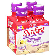 SlimFast Advanced Nutrition Creamy Vanilla Cream Shake