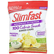 Slimfast Advanced Nutrition Sour Cream & Onion Chips
