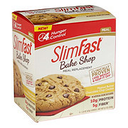 SlimFast Bake Shop Peanut Butter Chocolate Chip Cookie
