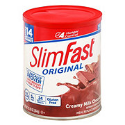 SlimFast Milk Chocolate Shake Mix