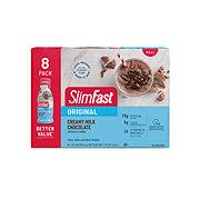 SlimFast Original Creamy Milk Chocolate Shakes 8 pk