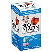 Slo Niacin Polygel Controlled-Release Niacin 500 mg Tablets