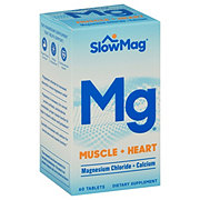 Slow Mag Magnesium Chloride with Calcium Tablets