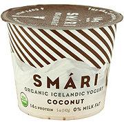 Smari Coconut Organic Yogurt