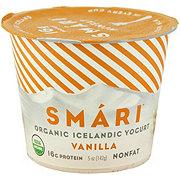 Smari Organic Icelandic Vanilla Yogurt