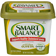 Smart Balance Buttery Spread with Extra Virgin Olive Oil