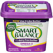 Smart Balance Buttery Spread with Omega-3