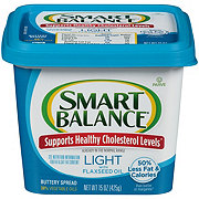 Smart Balance Light Buttery Spread With Flaxseed Oil