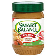 Smart Balance Omega Creamy Natural Peanut Butter
