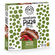 Smart Flour Foods Chicken Sausage Pizza