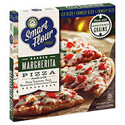 Smart Flour Foods Garden Margherita Pizza