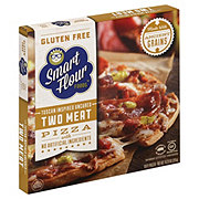 Smart Flour Foods Tuscan Inspired Two Meat Pizza