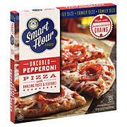 Smart Flour Foods Uncured Pepperoni Pizza