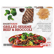 Smart Made Grilled Sesame Beef And Broccoli